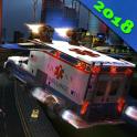 Flying Ambulance 3d simulator