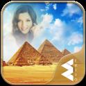 Pyramid Photo Frames
