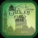 Ramazan Timings (Ramadan)