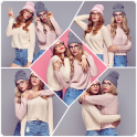 Photo Collage Grid Layouts Beauty Camera