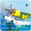 Sea Pilot Flight Simulator 3D: Flying Plane Stunts