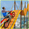 Bike Tricks Trail Stunt Master -Impossible Tracks