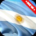 Argentina Flag Wallpaper -