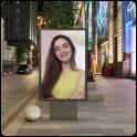 Street Poster Photo Frames