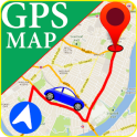 GPS Offline Navigation & Live Satellite Earth Map