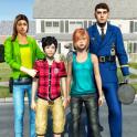 Virtual Police Dad Simulator