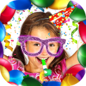 New Year Photo Stickers Editor