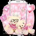 Teddy Bear & Diamond Theme