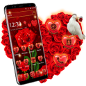 Romantic Red Rose Love Theme