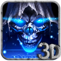 3D Grim Reaper Theme