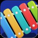 Piano xilófono para niños