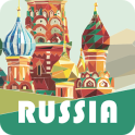 ✈ Russia Travel Guide Offline