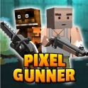 Pixel Z Gunner 3D