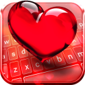True Love Animated Keyboard + Live Wallpaper