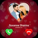 Love Caller ID Full Screen – Valentine Caller
