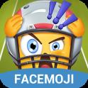 Football Emoji Sticker