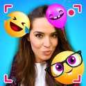 Photo Editor with Emoji Stickers