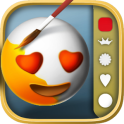 Emoticon Coloring book