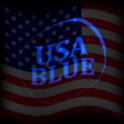 USA Flag Blue Icon Pack ✨Free✨