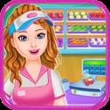 Shopping Supermarket Manager Game For Girls