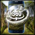 (3D VR Panoramic) Forest oxygen bar live wallpaper
