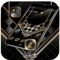 Gold Black Luxurious Theme
