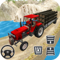 Rural Farm Tractor 3d Simulator - Tractor Games 3d