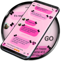 SMS Theme Ribbon Black