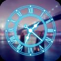 Night Clock Live Wallpaper