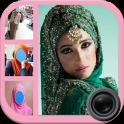 Bridal Hijab Photo Editor