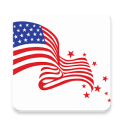4th July photo stickers