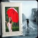 Rainy Photo Frame