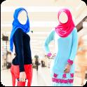 Hijab Photo Suit
