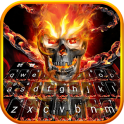 Fireskull Keyboard Theme