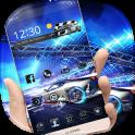 Luxury Racing Car Theme