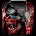 Blood Death Skull Theme