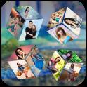 3D Multi Cube Photo Live Wallpaper
