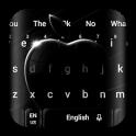 Jet Black Keyboard