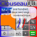My talking calculator