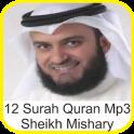 Sheikh Mishary 12 Surah Quran