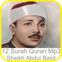Abdul Basit 12 Surah Quran Mp3