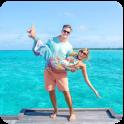 Honeymoon Photo Frame