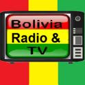 Bolivia Radio, Tv y Periodicos