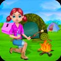 Camping Vacation Kids Games