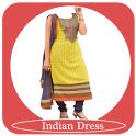 Indian Dress Photo Suit