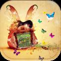 Theme Butterfly Girl