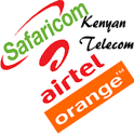 Kenyan Telecom Services in Easy Mode