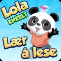 Lær å lese med Lola GRATIS