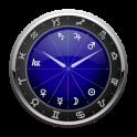 Horo-Clock Widget