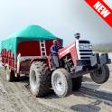 Cargo Tractor Trolley Simulator Farming Game 2019